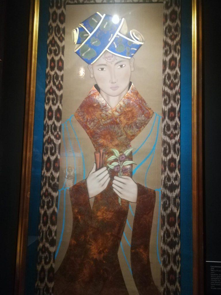アヤラ博物館特別展示絵画2