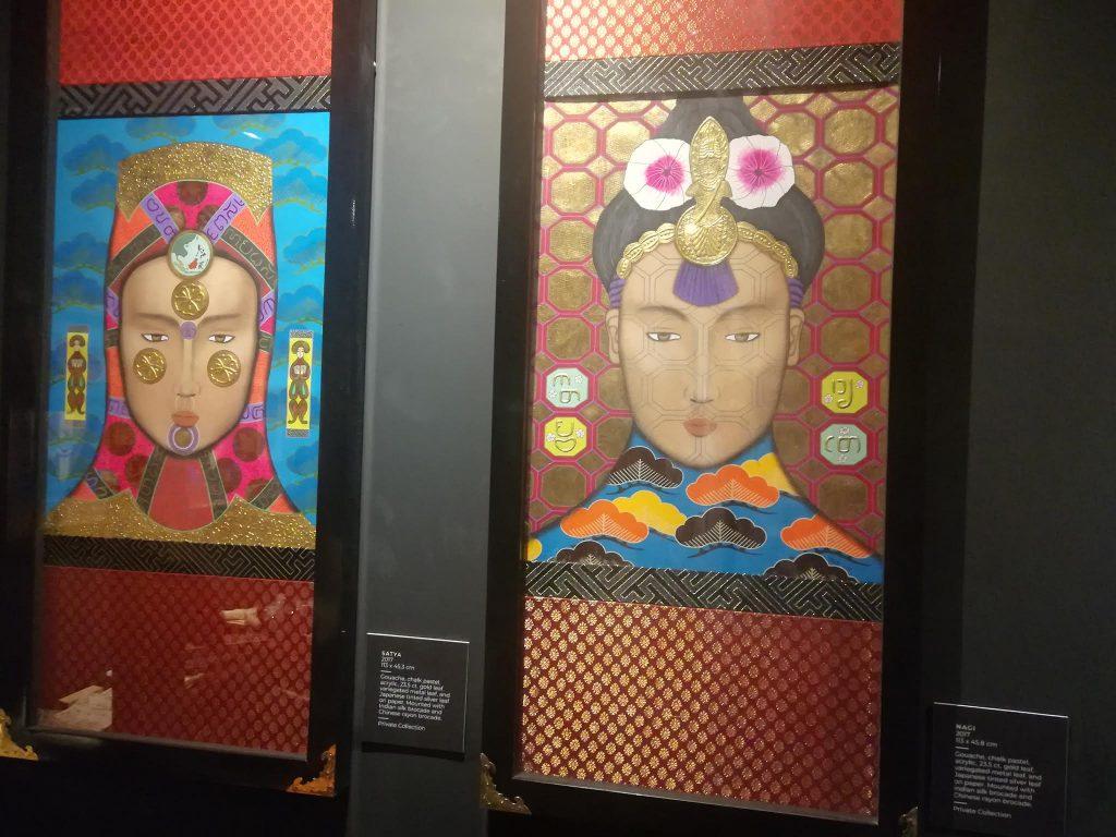 アヤラ博物館特別展示絵画1