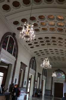 フィリピン人類学博物館ホール