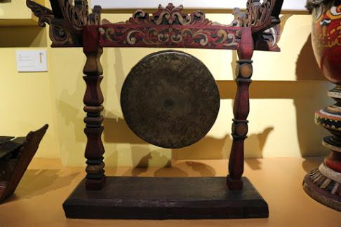 バンサモロの太鼓