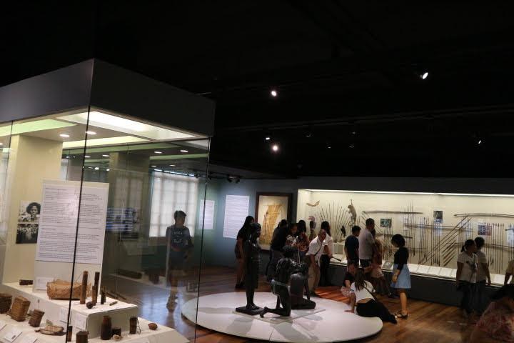フィリピン先住民展示室