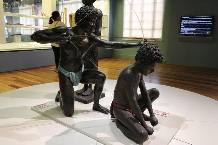 フィリピン先住民人形
