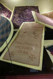 第二次大戦勝利記念マット