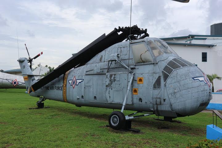 フィリピン空軍博物館S-58