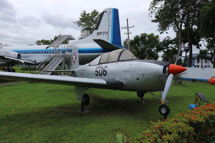 フィリピン空軍博物館T-34