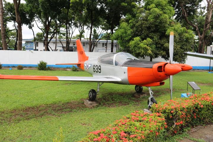 フィリピン空軍博物館SF260