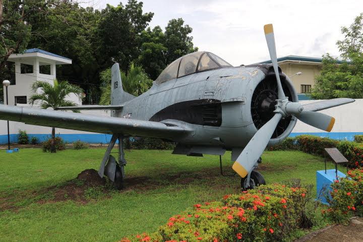 フィリピン空軍博物館T-28