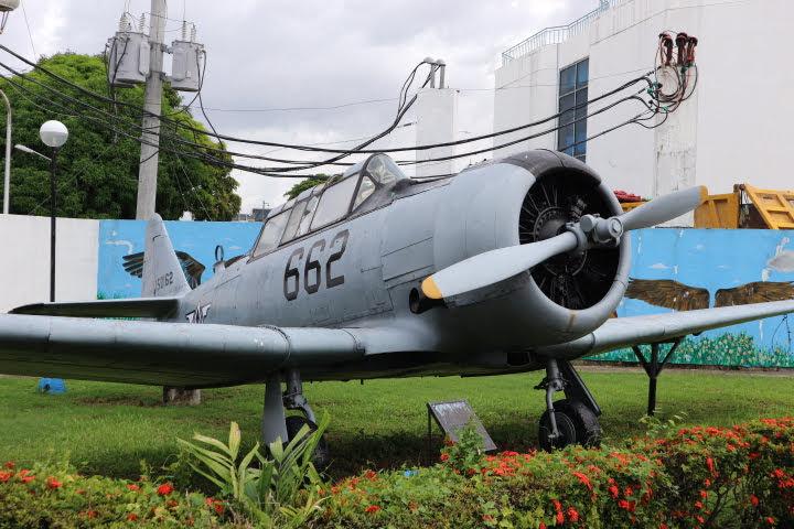 フィリピン空軍博物館T-6