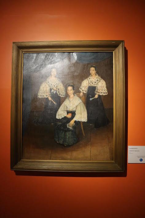 ギャラリー4 3人の女性