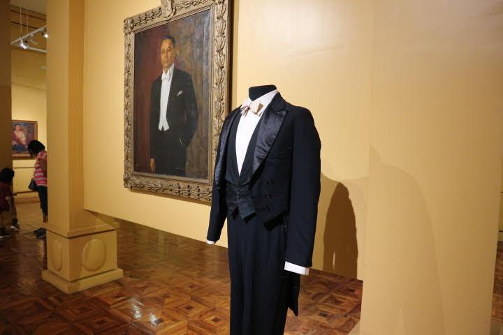 ギャラリー9ロハス大統領