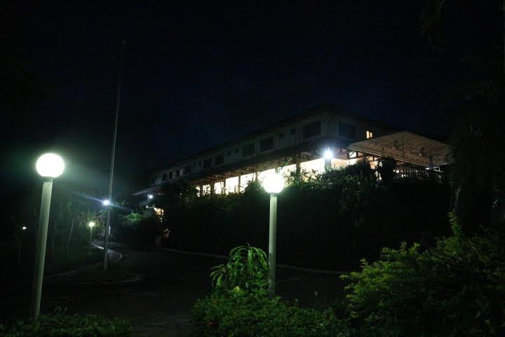 コレヒドールイン夜景