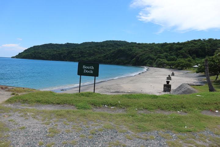 コレヒドールサウスビーチ