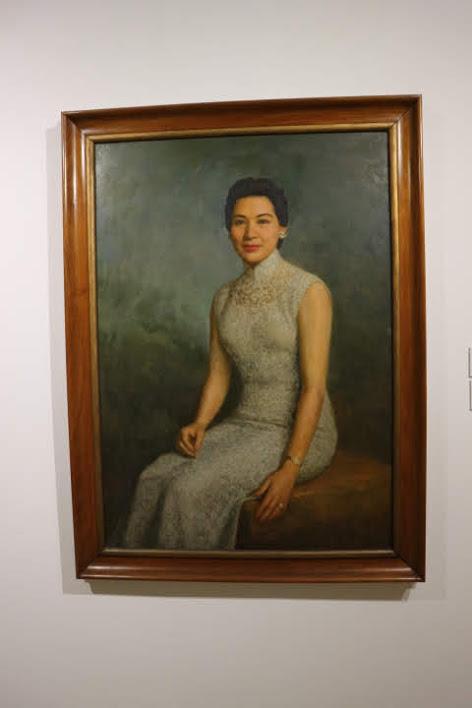 Metropolitan Museum of Manila 2F Amorsolo氏展示1
