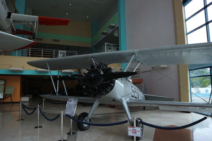 フィリピン空軍博物館Boeing PT-13