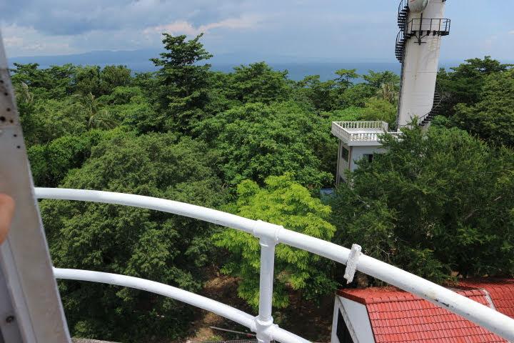 コレヒドール島スペイン灯台登ってみた