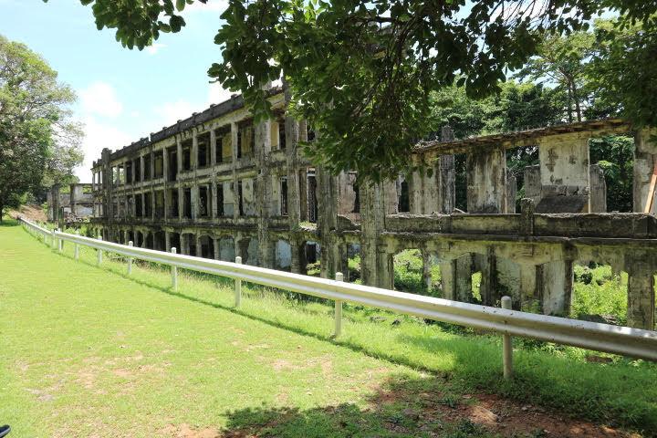 コレヒドール兵舎