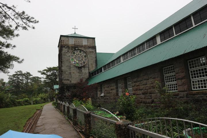 セイントメアリー教会