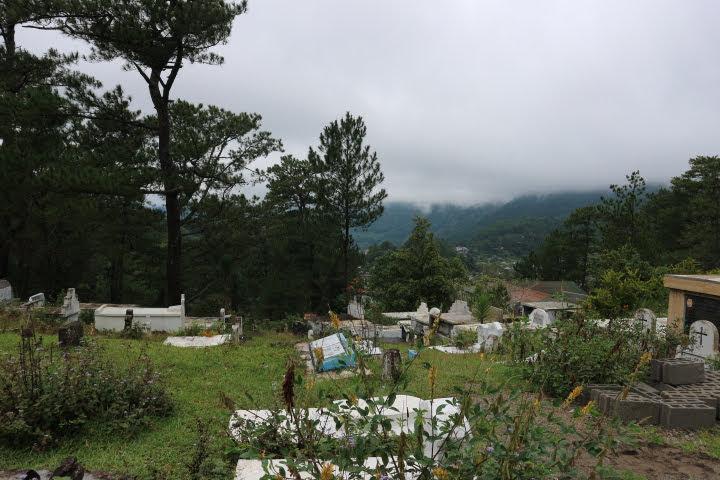 エコーバレー墓地