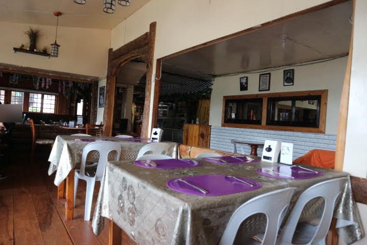 Masferreレストラン店内