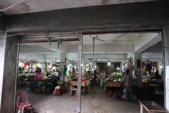 バナウェパブリックマーケット生鮮