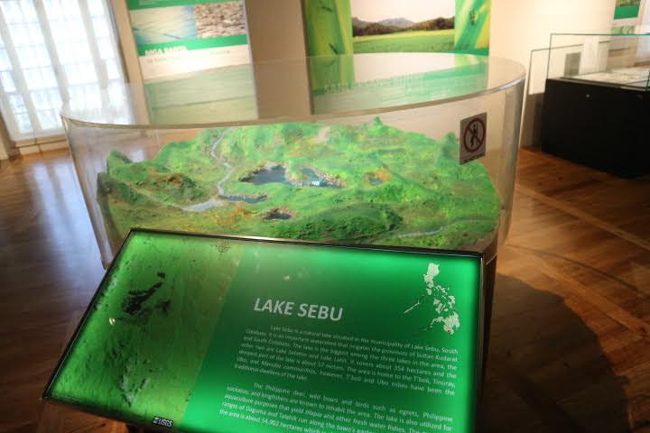 ギャラリー8セブ湖