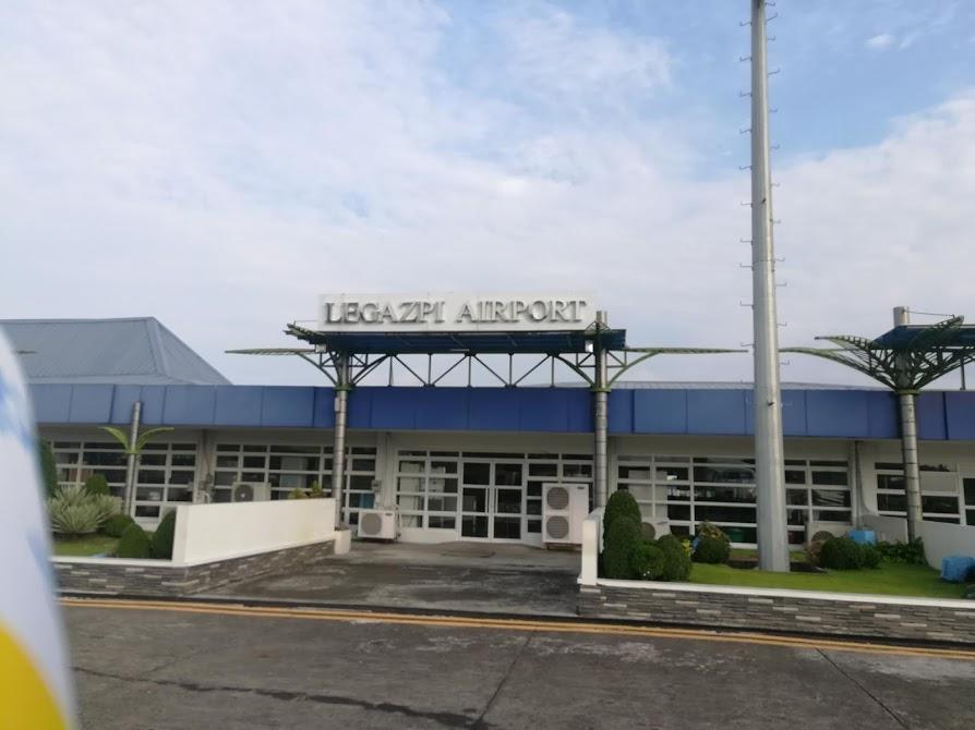 レガスピ空港