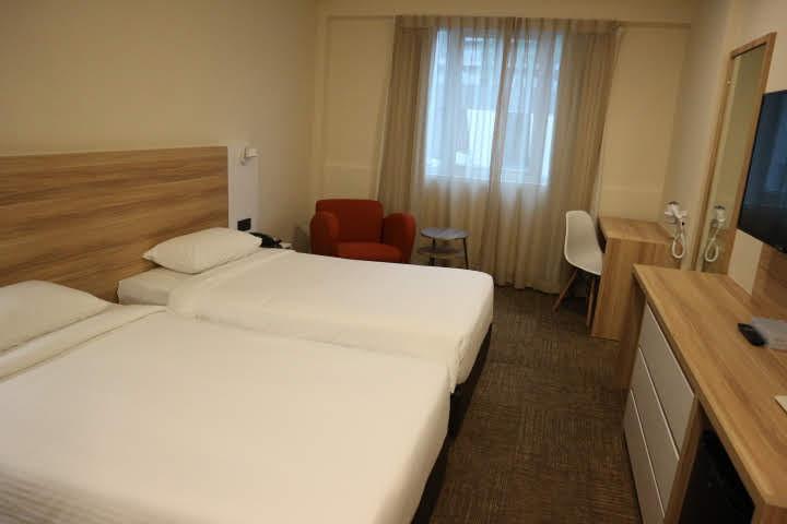 StrandHotel室内