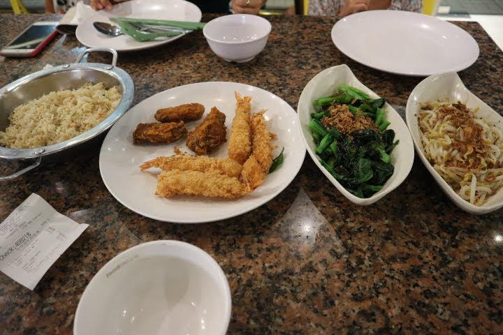 FoodRepublicディナー