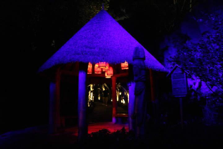 RainForestLumina村