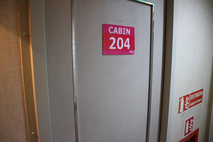 Cabin204