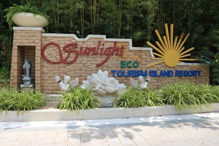 Sunlight Eco Tourism Island Resortエントランス