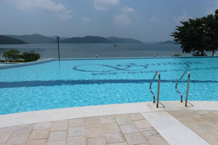 Sunlight Eco Tourism Island Resortプール