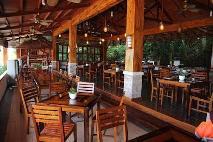 Sunlight Eco Tourism Island Resortレストラン