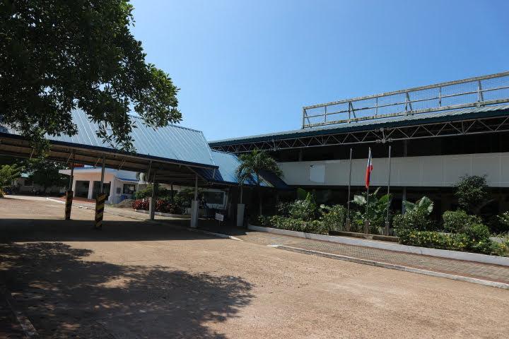コロン空港