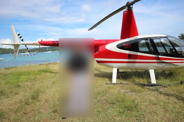SandBarヘリコプター