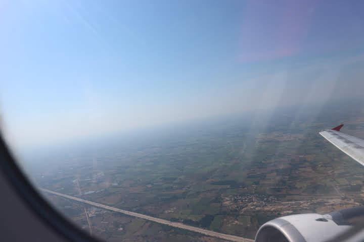 AirAsiaマンダレーバンコク