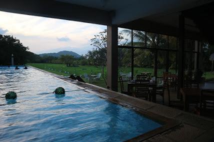 Sigiriana Resort by Thilankaプール