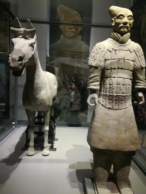 タイ国立博物館兵馬俑展2
