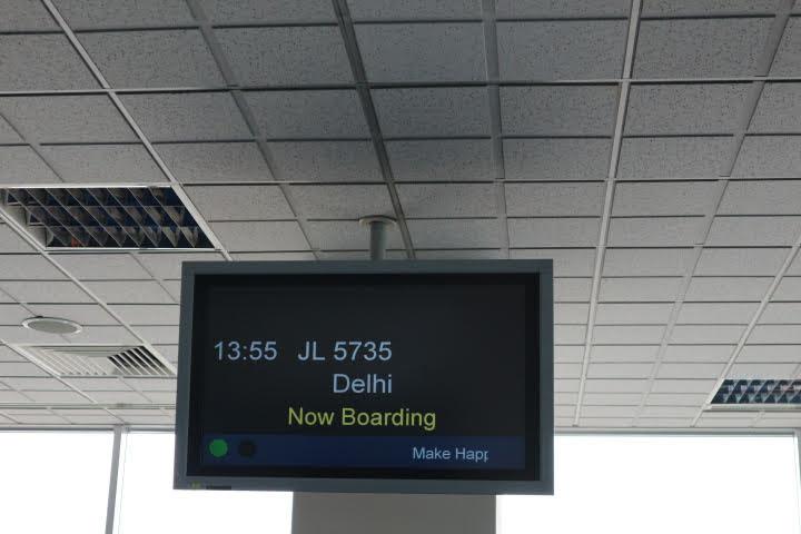 スリランカ航空コロンボデリー線