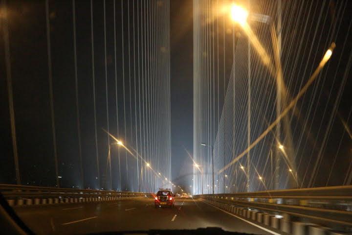 ムンバイ・橋