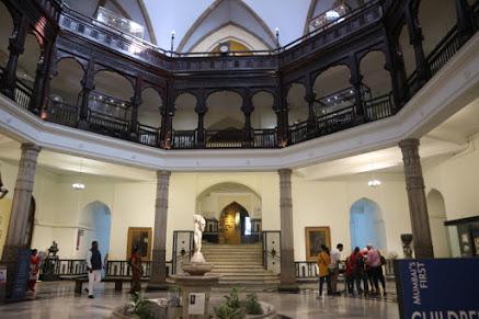 ムンバイ博物館ホール