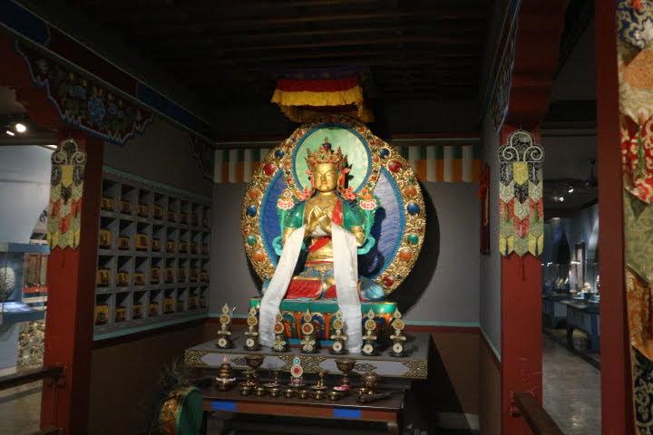 チベット仏像