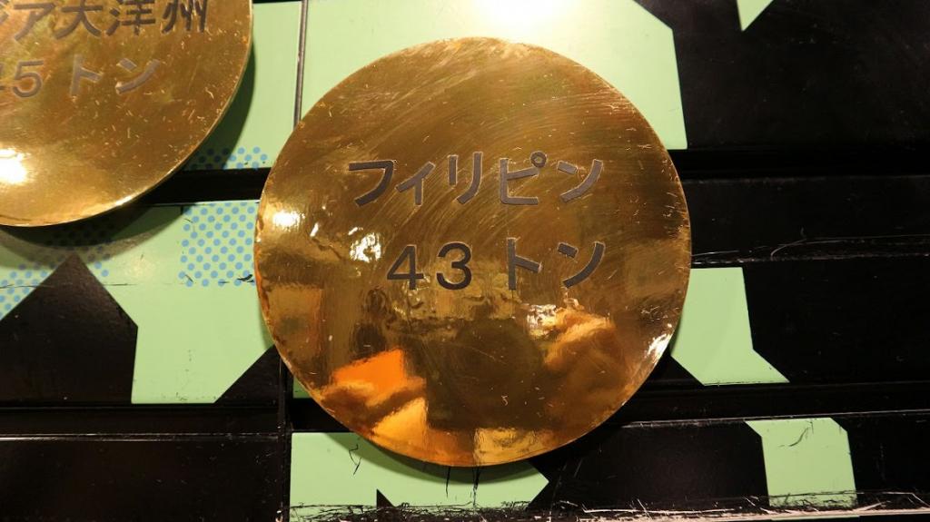 西川ゴールドパーク博物館エリア